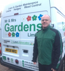 Michael - Gardening Services in East Kilbride