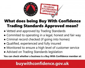 Buy With Confidence - what does it mean? image