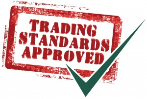 Trading Standards Approved Stamp