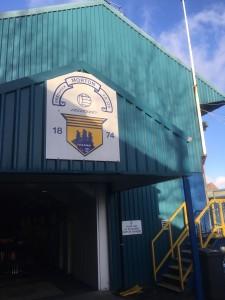 Greenock Morton entrance