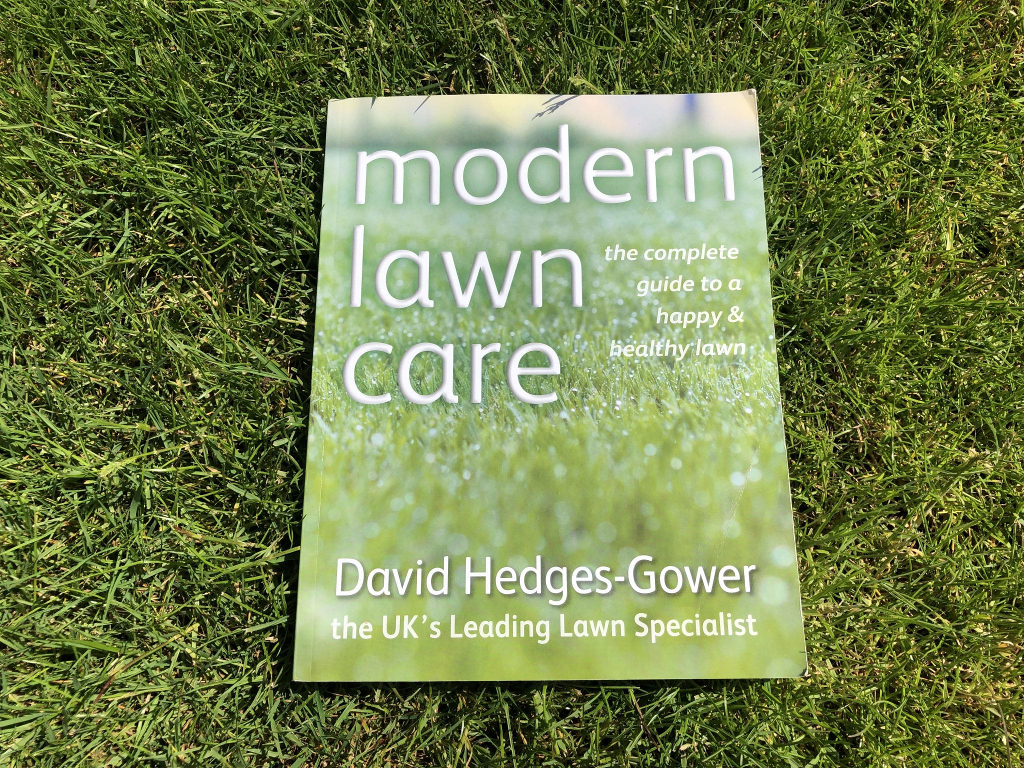 Modern Lawn Care – book review