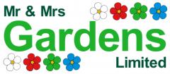 Mr & Mrs Gardens logo small