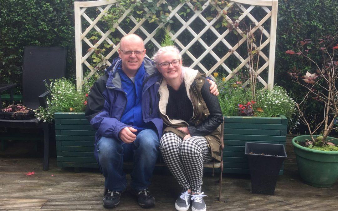 My Daughter – Crohn's disease