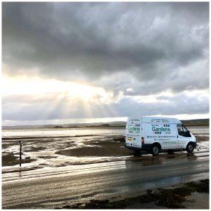 van at coast
