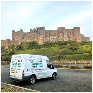 van at castle