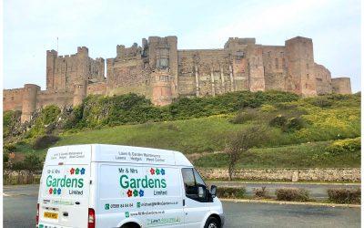 Coast & Castles – fundraising tour