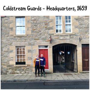 Coldstream Guards HQ