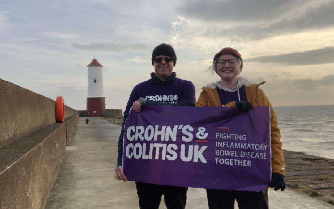 24 hours #InMyShoes – the Crohn's & Colitis UK app