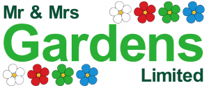 Mr & Mrs Gardens Limited homepage logo Gardening Services in East Kilbride