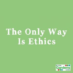 The Only Way is Ethics blog image