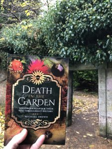 Death in the Garden - front cover