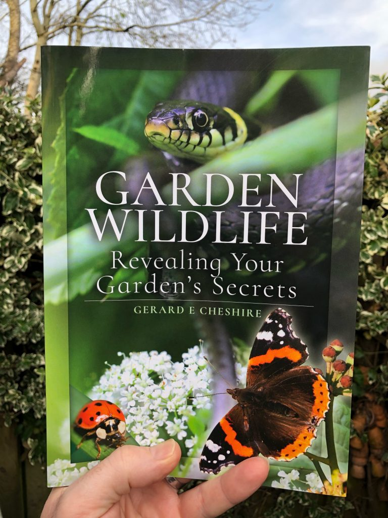 Garden Wildlife - front cover