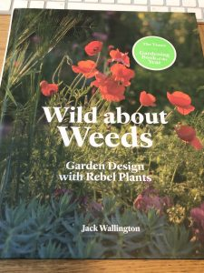 Wild About Weeds front cover - book review
