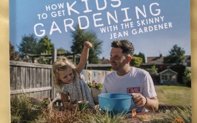How to Get Kids Gardening – book review