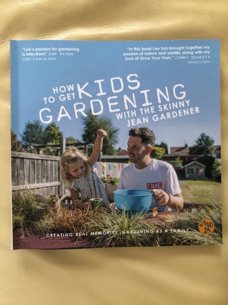 How to Get Kids Gardening - front cover