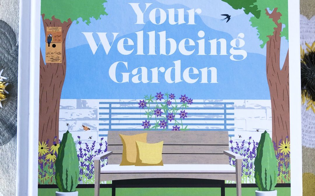 Your Wellbeing Garden - front cover