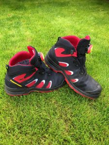 Pfanner Serguro High Shoes BOA